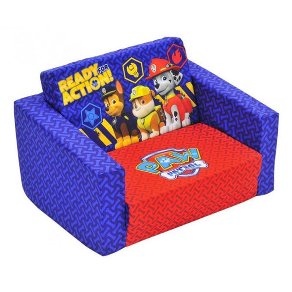 Paw Patrol Kids Flip Out Sofa
