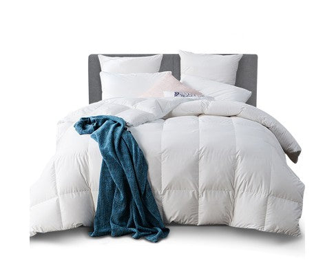 Bedding Single Size Goose Down Quilt - Single