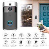 Wi-Fi Wireless Smart Doorbell - Real-time Video & Two-way talking, iOS & Android 2.4GHz