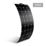 200W Water Proof Flexible Solar Panel