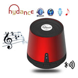 HYDANCE MAXI SOUND MP3 Player with Mini Bluetooth Speaker - RED
