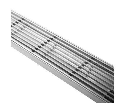Bathroom 900mm Stainless Steel Shower Grate