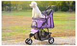 Pet Stroller Dog Cat Puppy Jogger New
