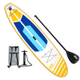 11FT Stand Up Paddle Board Inflatable SUP Surfboards 10CM Thick