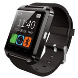 Bluetooth Smart Watch for Android & IOS, Touch Screen, Hands Free, Pedometer, Health Monitor, Anti-lost