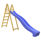 Jumbo Climb and Slide - Blue