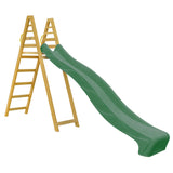 Jumbo Climb and Slide - Green