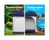 Camping Shower Tent - Double
