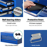 7-Drawer-Tool-Box-Cabinet-Chest-Storage-Garage-Toolbox-Organiser-Set-TB-7D-BL-afterpay-zippay-oxipay-laybuy