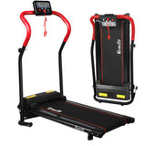 Home Electric Treadmill - Red