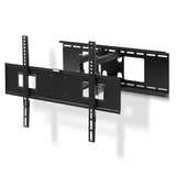 TV Wall Mount Bracket Tilt Swivel Full Motion Flat LED LCD 32 42 50 55 60 65 70 inch