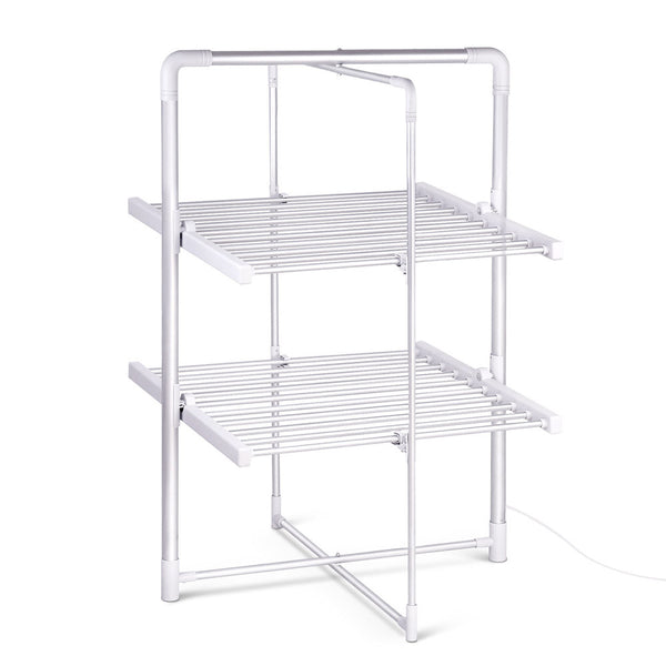 2-Tier Electric Clothes Rack