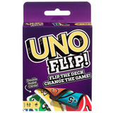 UNO Flip Double Sided Card Game