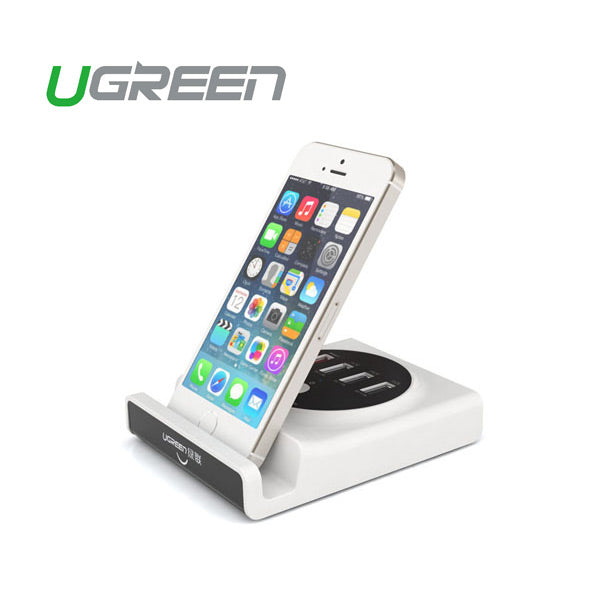 UGREEN Multifunction USB Charging Station with OTG & USB Hub (20352)