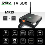 RKM MK39 TV Box with SoC Hexa Core RK3399 and Android 7.1