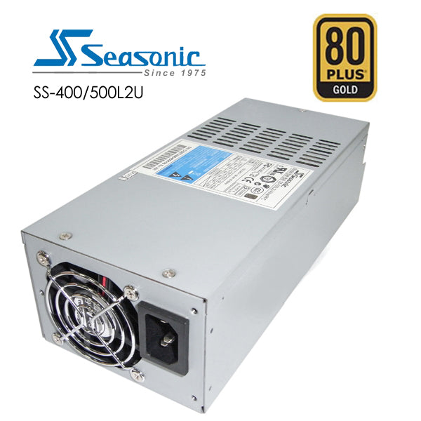 Seasonic SS-400L 2U Active PFC