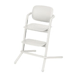 Lemo Highchair - Porcelaine White