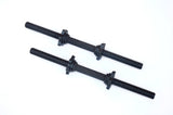 45cm - 1 Pair Dumbbell Bar 25mm Diameter - PVC Coated Dumbell Handle