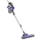 Corded Handheld Bagless Vacuum Cleaner - Purple and Silver