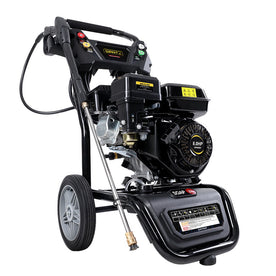 Petrol High Pressure Washer Gun Water Cleaner Gurney Pump 8HP 4800PSI