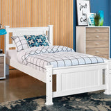 Pine Wood Bedframe Single