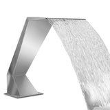 Waterfall Blade Curtain
