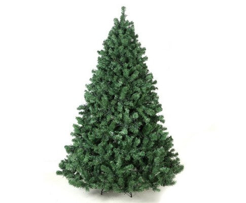 7FT Christmas Tree with LED Lights - Warm White