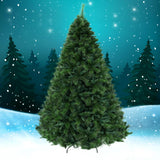Christmas-Tree-2.4M-6FT-Xmas-Decoration-Green-Home-Decor-2100-Tips-XM-TR-FULL-8F-PINE-AB-afterpay-klarna-openpay