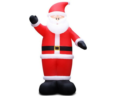 16FT Inflatable Santa