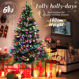 6Ft-180cm-Fibre-Optic-LED-Xmas-Tree---BAUBLES-MULTI-COLOUR-NXM-XS-STF6-BB-afterpay-zippay-oxipay