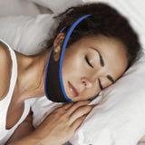 Anti Snoring Adjustable Chin Strap Sleep Aid Jaw