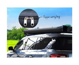 Car Shade Awning 2 x 3m - Grey