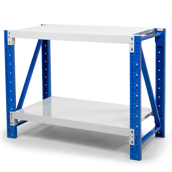 1.2m Steel Garage Work Bench Table