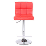 Set of 2 Max Barstools in Red
