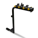 Bicycle Bike Carrier Rack w/ Lock Black