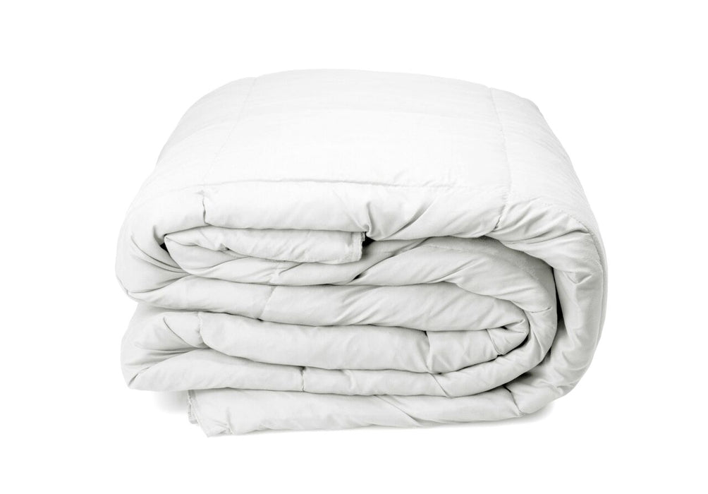 Royal Comfort Duck Down Quilt - 50% Duck Down 50% Duck Feather - Double