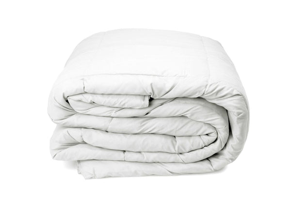 Royal Comfort Duck Down Quilt - 50% Duck Down 50% Duck Feather - Single