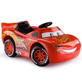 Licensed Disney® Lightning Mcqueen Electric Kids Ride-On Car