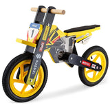 Yellow Kids Suzuki Balance Bike