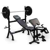 HPF Weight Bench Multi-Station Gym Home