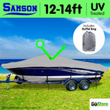 Samson Boat Cover Trailerable Heavy Duty 12-14