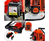 88cc Petrol Post Hole Digger Earth Auger Drill Kit Set
