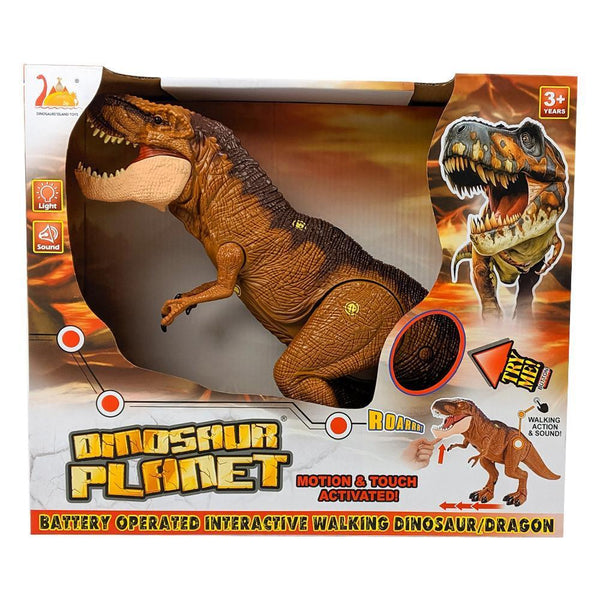 Dinosaur Planet Touch Activated Walking & Roaring T-Rex