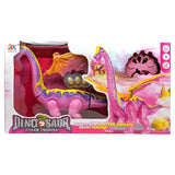 Dream Pandora Walking RC Pink Dinosaur