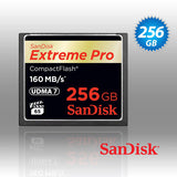 SanDisk Extreme Pro CFXP 256GB CompactFlash 160MB/s (SDCFXPS-256G)