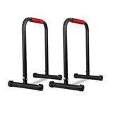 Fitness Chin Up Dip Parallel Bars Black