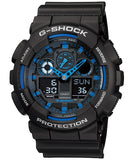Casio-G-Shock-Analogue/Digital-Mens-Black-Watch-GA100-1A2-GA-100-1A2DR-KLK-27_ga-100-1a2-afterpay-zippay-oxipay