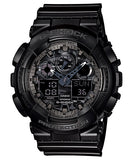 Casio-G-Shock-Analogue/Digital-Mens-Camouflage-Black-Watch...-KLK-27_ga-100cf-1a-afterpay-zippay-oxipay