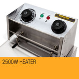 10L 2500W Electric Deep Fryer