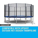 12ft Replacement Trampoline Mat- Outside Net Design